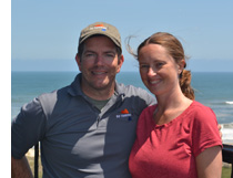 Line and Terri of NC Touring, Affordable Motorcycle Adventures and Tours