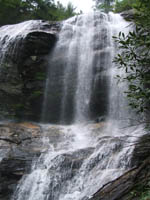 Waterfall Weekend Motorcycle Tour in the mountains of NC